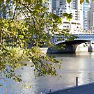 Yarra River Melbourne by CDCcreative
