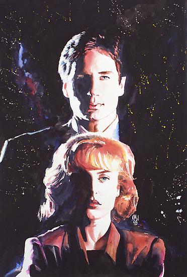 X-Files by kenmeyerjr