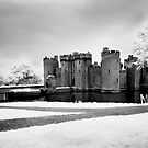 Bodiam Castle by Mark Jones