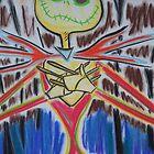 Skeleton (detail) by Sarah Bentvelzen