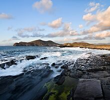 Valentia Island Lighthouse by Michael Breitung