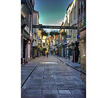 Stonegate - York Photographic Print