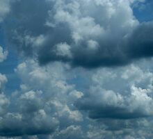 Cloud Shapes by Linda Miller Gesualdo