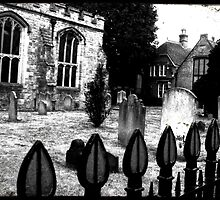 Church Yard by Anastasia Frost