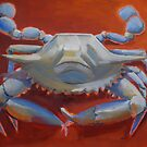 Soft Crab by Phyllis Dixon