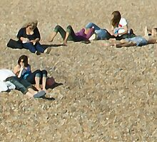Impressions at the beach - VII by George Parapadakis (monocotylidono)