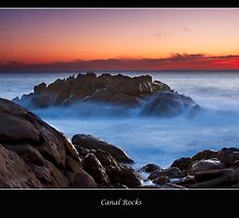 Canal Rocks by David Ahn