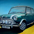 Mini Cooper  by Matthew Scotland