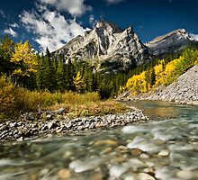 Mount Kidd - Kananaskis Countrry by LukeAustin