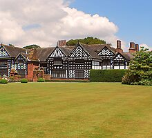 Speke Hall, Near Liverpool by Stan Owen