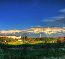 Bretton Woods Panorama by Wayne King