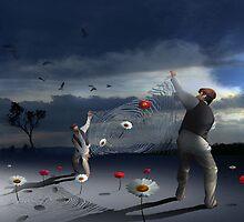 Pescadores de Flores by Marcel Caram