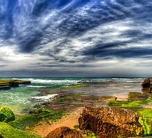 Little Narrabeen by Mark van den Hoek