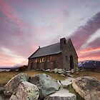 Church of the Good Shepherd, Lake Tekapo, New Zealand by Lee Duguid
