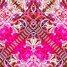 Hot Pink Wallpaper by Smurfesque