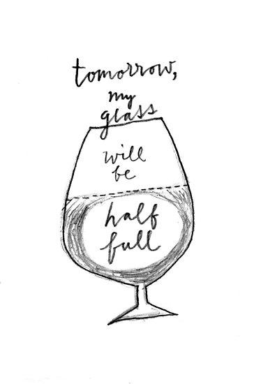 optimistic doodle by Jo Cave  (cavecorner)