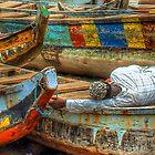 The Fisherman's Nap by Wayne King