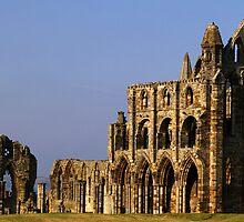 Whitby Abbey by jdphotos