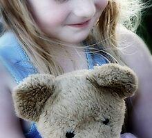 I Love You Bear by ibjennyjenny