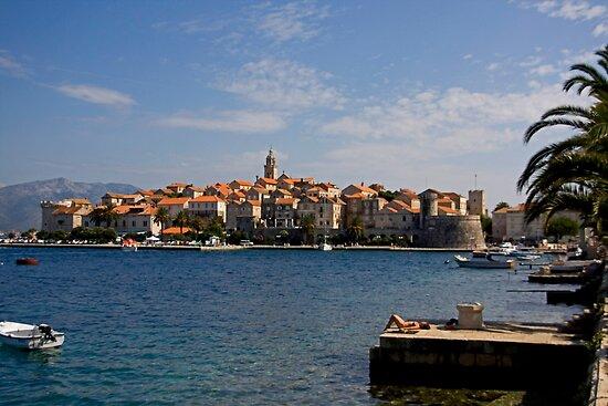 Korčula Town by Tom Gomez