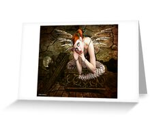 fairy doll Greeting Card