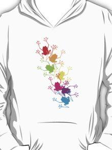 Rainbow Frogs T-Shirt