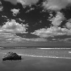 Steppie Beach 2, Aireys Inlet by Heather Davies