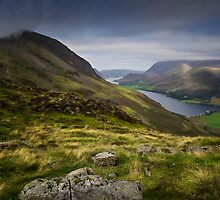 Buttermere & Crummock Water by David Lewins