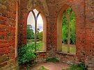 The Abbey - Painshill Park - HDR by Colin J Williams Photography