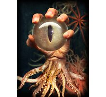 Eye of the beholder Photographic Print