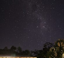 Stars above Maryborough by Damon Thompson