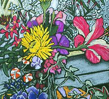 daisies and still life by maria paterson