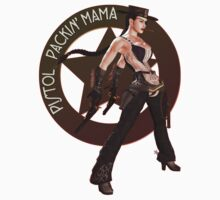 Pistol Packin' Mama (spicy) by CWR63