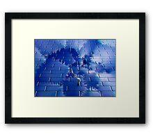 Beautiful Bricks Framed Print