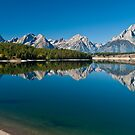 Jackson Lake by Gary Lengyel