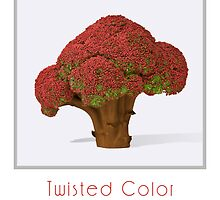 Autumn broccoli by visionsttl
