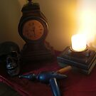 Steam Punk Ray Gun Still Life 04 by mdkgraphics