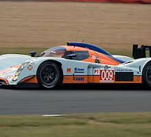 Aston Martin Lola by Willie Jackson