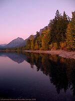 Lake MacDonald - Glacier National Park by rocamiadesign