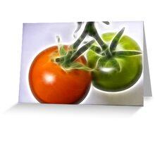 You say tomayto i say tomato Greeting Card