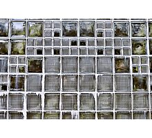 Outdoor Glass Wall Photographic Print
