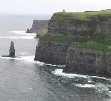 Cliffs of Moher [Highest] Co. Clare[Please View Larger] by Pat Duggan
