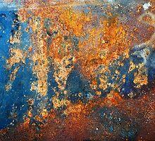 Autumnal Rust by David Lamb