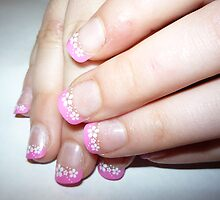 Pretty Nails by Bea Godbee