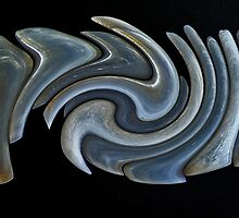 Razor Shells by Guy Carey