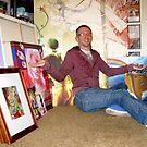 Big Gay Artist by Paul Richmond