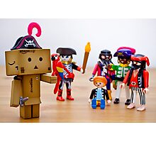 danbo the unconvincing pirate Photographic Print