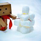 sugar snowman by snowingindoors