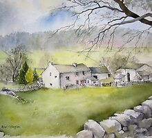 Appletreewick Farm by artbyrachel