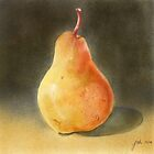 Forelle Pear by Joan A Hamilton